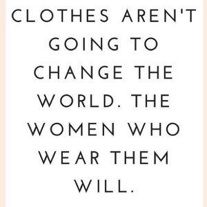 Anne Klein quote